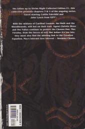Verso de Divine Right (1997) -INT2- Collected Edition #2