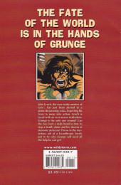 Verso de Gen13 (One shots) - Gen13: Grunge Saves The World