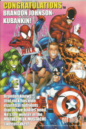 Verso de Marvel: The Lost Generation (2000) -409- Lightning in the day