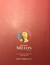 Verso de (Catalogues) Ventes aux enchères - Millon - Millon - Bandes dessinées - 09 décembre 2018 - Bruxelles