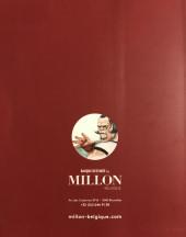 Verso de (Catalogues) Ventes aux enchères - Millon - Millon - Bandes Dessinées - 23 septembre 2018 - Bruxelles