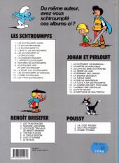 Verso de Benoît Brisefer -3b91- Les douze travaux de Benoit Brisefer