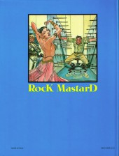 Verso de Rock Mastard -1a- Pas de Deo Gratias pour Rock Mastard