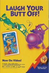 Verso de Quicksilver (1997) -6- ...mits& tempests...