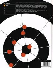 Verso de Sept balles pour Oxford -2- La Perle