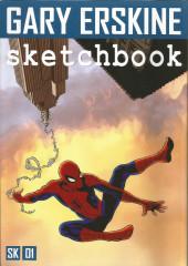 Verso de (AUT) Erskine -SK 01- Sketchbook