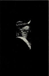 Verso de Knights of Pendragon (The) (1990) -2- Skin & Bone