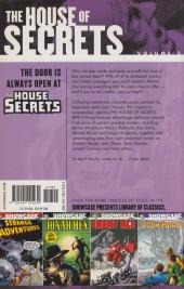 Verso de Showcase Presents: The House of Secrets (2008) -2INT02- Showcase Presents: The House of Secrets Volume Two