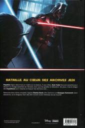 Verso de Star Wars - Dark Vador : Le Seigneur noir des Sith -2- Les Ténèbres étouffent la lumière