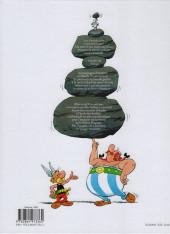 Verso de Astérix (Hors Série) -C10- Le Secret de la Potion Magique