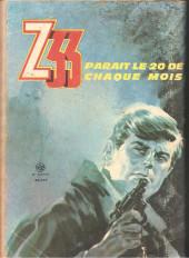 Verso de Z33 agent secret -80- La bataille des sorcières