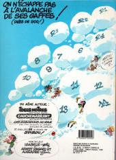 Verso de Gaston -14a1986- La saga des gaffes