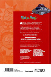 Verso de Rick and Morty -3- Tome 3