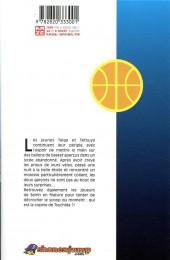 Verso de Kuroko's Basket - Replace Plus -8- Tome 8