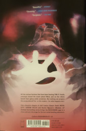 Verso de Descender (Image comics - 2015) -INT06- Volume Six - The Machine War