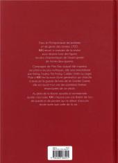 Verso de Kiki de Montparnasse - Tome TL