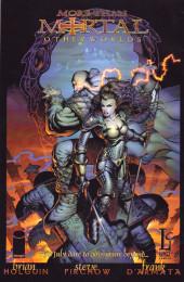 Verso de Lady Pendragon/More Than Mortal (1999) -0- Preview Edition