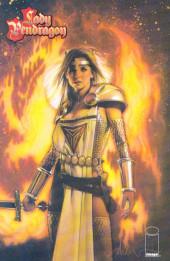 Verso de Lady Pendragon (1999) -7- Future Prophecy I