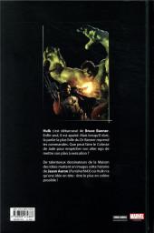 Verso de Hulk (Marvel Dark) -2- Entretenir la rage