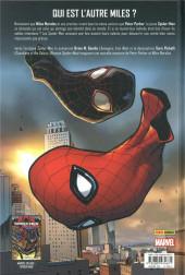 Verso de Spider-Men -2- Spider-Men II