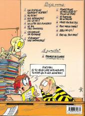 Verso de L'Élève Ducobu -10a2008- Miss dix sur dix