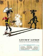 Verso de Lucky Luke -33c76- Le Pied-Tendre