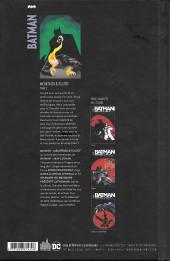 Verso de Batman : Meurtrier & fugitif -2- Tome 2