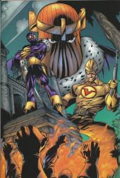 Verso de Captain America (1998) -AN1998- Captain America & Citizen V