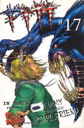 Verso de Pitt (1993) -16- Issue 16
