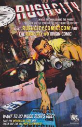 Verso de Rush City -2- Running the Clock part 2