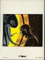 Verso de Jeff Hawke -7- Space rider