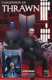 Verso de Star Wars (Panini Comics - 2017) -10VC- La Règle des Cinq