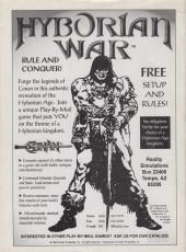 Verso de Conan The Savage (1995) -5- Conan the Savage #5