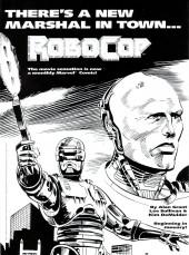 Verso de Destroyer (The) (Marvel comics - 1989) -3- The Destroyer #3