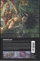Verso de Injustice 2 (2017) -INT03- Paradise Lost