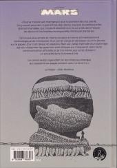 Verso de Les carnets (Moebius) -a2018- La faune de Mars