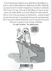 Verso de Davy Mourier vs -2- Davy Mourier vs la télévision