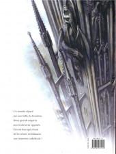 Verso de La cathédrale des Abymes -2- La guilde des assassins