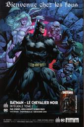 Verso de Batman Rebirth (DC Presse) -19- Tome 19