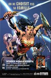 Verso de Justice League - Récit Complet (DC Presse) -10- Justice League of America : Frappe chirurgicale