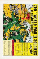 Verso de Werewolf (Dell - 1966) -2- (sans titre)