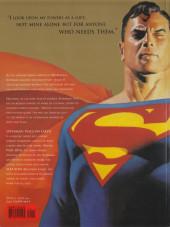 Verso de Superman: Peace on Earth