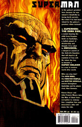 Verso de Superman: The Dark Side (1998) -2- Book Two of Three