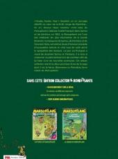 Verso de Marsupilami -REC- Edition collector et bondissante