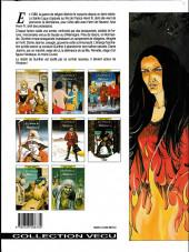 Verso de Les chemins de Malefosse -1c1994- Le diable noir