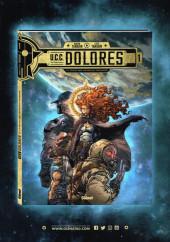Verso de U.C.C. Dolores -1Extrait- La trace des nouveaux pionniers