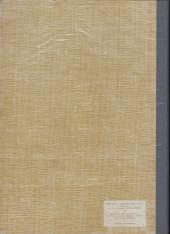 Verso de (Recueil) Spirou (Album du journal) -88'- Spirou album du journal