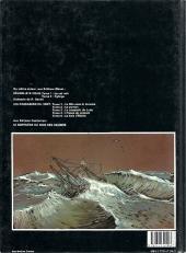 Verso de Les passagers du vent -2a1985- Le ponton