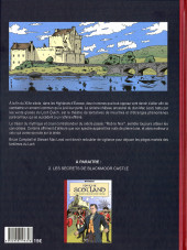 Verso de Spirits of Scotland -1- Les Fantômes du Loch