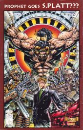 Verso de Vanguard (1993) -4- Issue 4